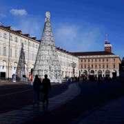 Torino - Piazza San Carlo. Foto dell'autore.