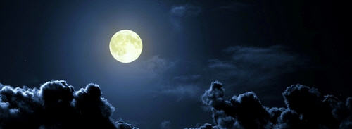 Luna piena- foto dal web